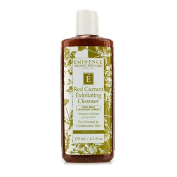 Eminence Red Currant Exfoliating Cleanser - For Normal to Combination Skin