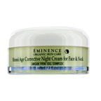 Eminence Monoi Age Corrective Night Cream for Face & Neck - For Normal to Dry Skin, especially Mature