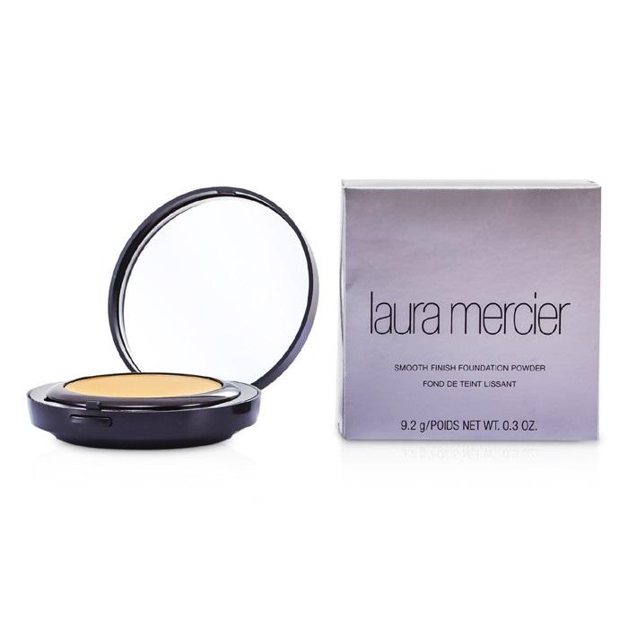 Laura Mercier Candleglow Powder Swatches: Laura Mercier Smooth Finish Foundation Powder