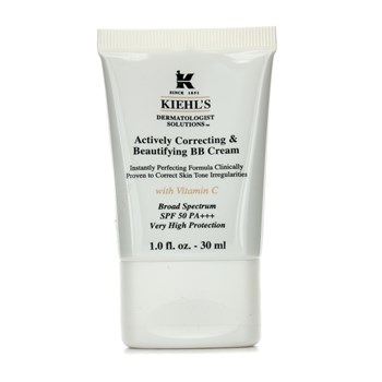 Kiehl's Actively Correcting & Beautifying BB Cream SPF 50 PA+++ (Natural)
