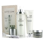 Glotherapeutics Cyto-Luxe Collection (Limited Edition): Body Lotion + Cleanser + Mask + Mask Applicator