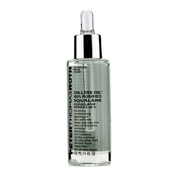 Peter Thomas Roth Oilless Oil 100% Purified Squalane Moisturizing Lightweight Skin Softener