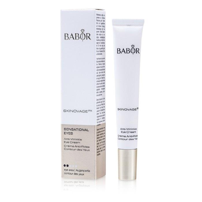 Babor - Skinvoage PX Sensational Eyes Anti-Wrinkle Eye Cream - 15ml/0.5oz Orico London Pure Uplift Face Firming Elixir 30ml/1.01oz