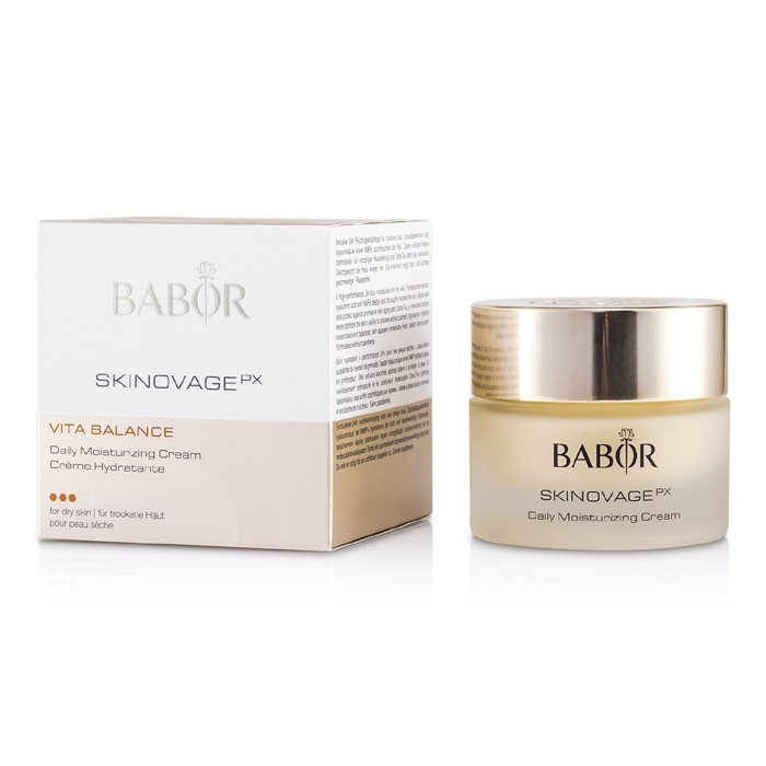 Babor Skinovage PX Vita Balance Daily Moisturizing Cream (For Dry Skin)