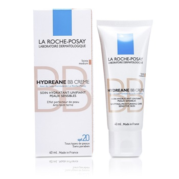 La Roche Posay Hydreane BB Cream SPF 20 - Medium