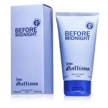 John Galliano Before Midnight Hair & Body Wash