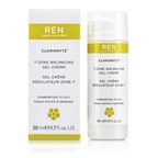 Ren Clarimatte T-Zone Balancing Gel Cream (For Combination To Oily Skin)