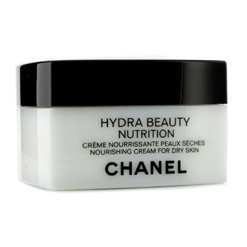 Chanel Hydra Beauty Nutrition Nourishing & Protective Cream (For Dry Skin)