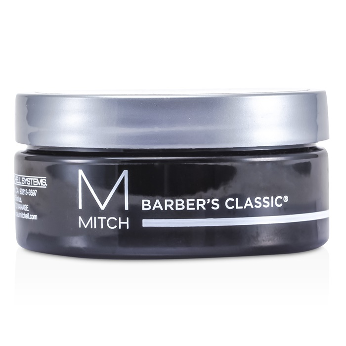 Paul Mitchell Mitch Barber's Classic Moderate Hold/High Shine Pomade