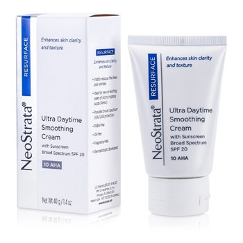 Neostrata Resurface Ultra Daytime Smoothing Cream SPF20 10 AHA
