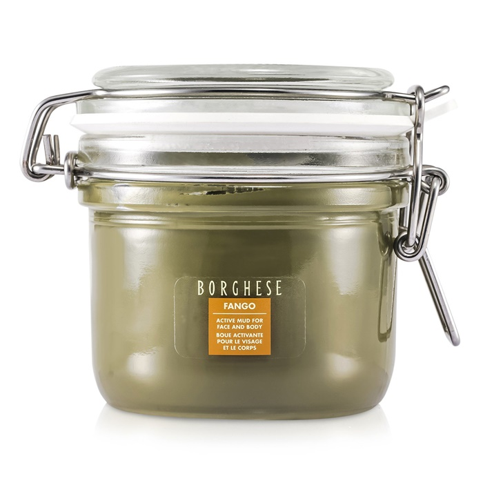 Borghese Fango Active Mud Face & Body (Jar)