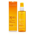 Clarins Sun Care Oil Spray SPF 30 High Protection for Body & Hair