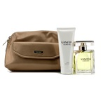Versace Vanitas Coffret: EDT Spray 100ml/3.4oz + Body Lotion 100ml/3.4oz + Bag