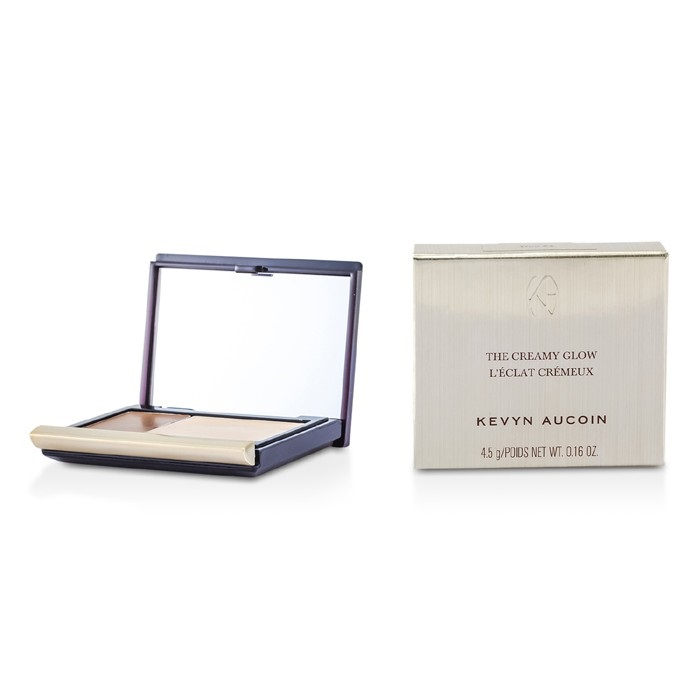 Kevyn Aucoin The Creamy Glow Duo - # Duo 4 Sculpting Medium/Candlelight