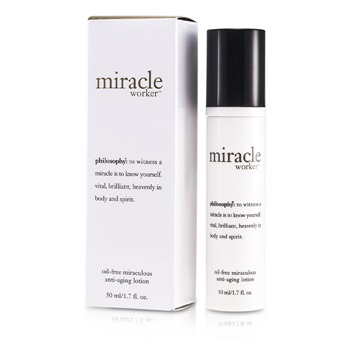 Philosophy Miracle Worker Oil-Free Miraculous Anti-Aging Lotion