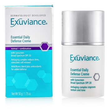 Exuviance Essential Daily Defense Creme SPF 20 (For Normal/ Combination Skin)