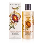 Crabtree & Evelyn Tarocco Orange, Eucalyptus & Sage Skin Invigorating Bath & Shower Gel