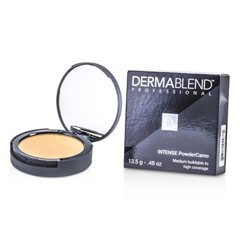 Dermablend Intense Powder Camo Compact Foundation (Medium Buildable to High Coverage) - # Toast