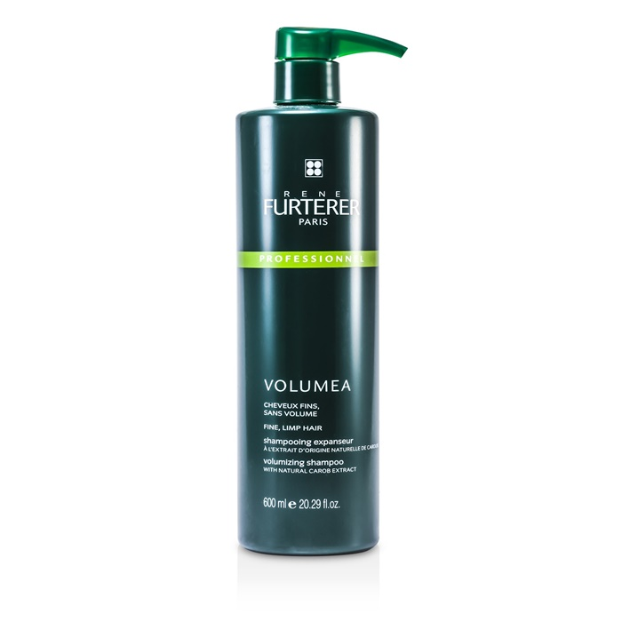 Rene Furterer Volumea Volume Enhancing Ritual Volumizing Shampoo - Fine and Limp Hair (Salon Product)