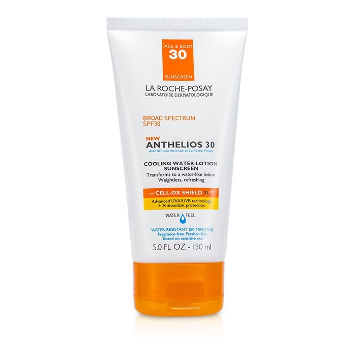 La Roche Posay Anthelios 30 Cooling Water-Lotion Sunscreen SPF 30