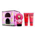 Nicki Minaj Minajesty Coffret : EDP Spray 100ml/3.4oz + Body Lotion 100ml/3.4oz + Shower Gel 100ml/3.4oz