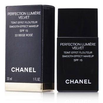 Chanel Perfection Lumiere Velvet Smooth Effect Makeup SPF15 - # 22 Beige Rose