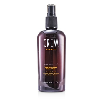American Crew Men Medium Hold Spray Gel (Easy Styling Control)