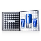 Givenchy Blue Label Coffret: EDT Spray 100ml/3.3oz + Shower Gel 50ml/1.7oz + After Shave Balm 50ml/1.7oz