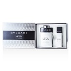 Bvlgari Man Extreme Coffret: EDT Spray 100ml/3.4oz + EDT Travel Spray 15ml/0.5oz