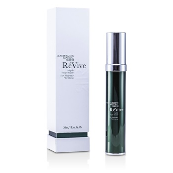 Re Vive Moisturizing Renewal Serum Nightly Repair Booster