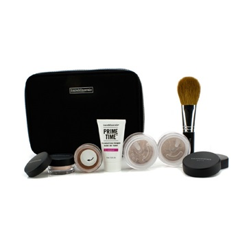 BareMinerals BareMinerals Get Started Complexion Kit For Flawless Skin - # Medium