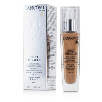 Lancome Teint Miracle Bare Skin Foundation Natural Light Creator SPF 15 - # 55 Beige Ideal