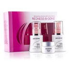 Pevonia Botanica Rosacea Skincare Solution Redness-B-Gone: RS2 Cleanser 50ml/1.7oz + RS2 Lotion 50ml/1.7oz + RS2 Cream 20ml/0.7oz