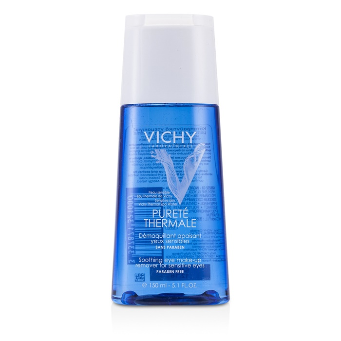 Vichy Purete Thermale Soothing Eye Make-Up Remover (For Sensitive Eyes)