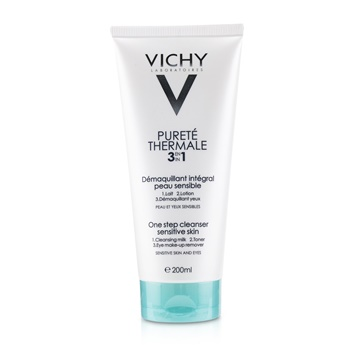 Vichy Purete Thermale 3 In 1 One Step Cleanser (For Sensitive Skin)