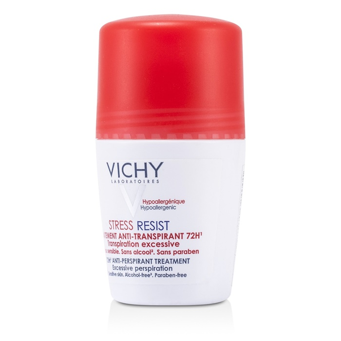 Vichy Stress Resist 72Hr Anti-Perspirant Treatment Roll-On (For Sensitive Skin)