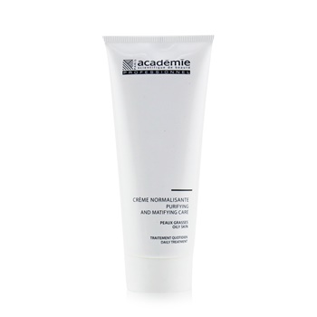 Academie Hypo-Sensible Purifying & Matifying Cream (For Oily Skin) (Salon Size)