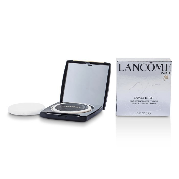 Lancome Dual Finish Versatile Powder Makeup - # Matte Sand III (US Version)