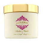 E Coudray Amber & Vanilla Perfumed Body Cream (New Packaging)