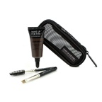 Make Up For Ever Aqua Brow Kit - #30 Dark Brown