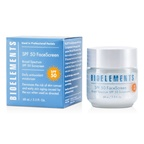 Bioelements Broad Spectrum SPF 50 FaceScreen - For All Skin Types, Except Sensitive