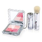 Jill Stuart Mix Blush Compact N (4 Color Blush Compact + Brush) - # 07 Sweet Primrose
