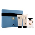 Lanvin Me Coffret: EDP Spray 80ml/2.6oz + Body Lotion 100ml/3.3oz + Shower Gel 100ml/3.3oz