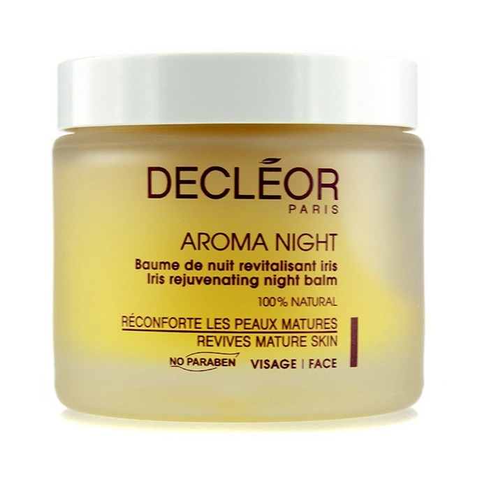 Decleor Aroma Night Iris Rejuvenating Night Balm (Salon Size)