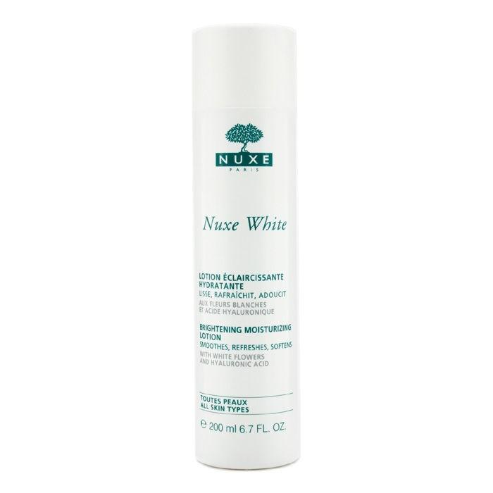 Senka White Beauty Lotion Ii Review: Nuxe Nuxe White Brightening Moisturizing Lotion
