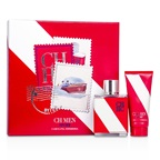 Carolina Herrera CH Sport Coffret: EDT Spray 100ml/3.4oz + After Shave Balm 100ml/3.4oz