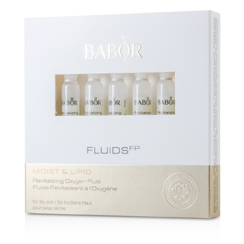 Babor Fluids FP Revitalizing Oxygen Fluid (Moist & Lipid, For Dry Skin)