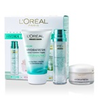 L'Oreal Hydrafresh Deep Hydration Programme: Mask 100ml  + Deep Boosting Essence 50ml + Dry Skin Moisturising Cream 50ml