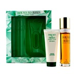 Elizabeth Taylor Diamonds & Emeralds Coffret: EDT Spray 100ml/3.3oz + Perfumed Body Lotion 100ml/3.3oz