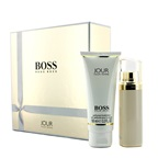 Hugo Boss Boss Jour Coffret: EDP Spray 50ml/1.6oz + Body Lotion 100ml/3.3oz